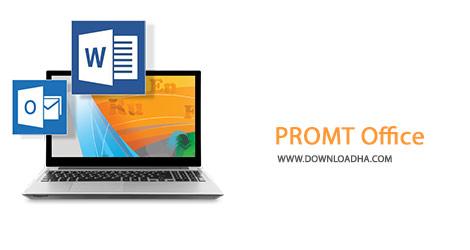 PROMT Office Cover%28Downloadha.com%29 دانلود نرم افزار مترجم ورد مایکروسافت PROMT Office v10.0 Build 9.0.526