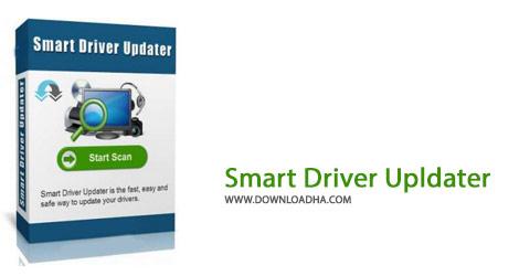 Smart Driver Updater Cover%28Downloadha.com%29 دانلود نرم افزار بروزرسانی آسان درایورها Smart Driver Updater v4.0.0.1213
