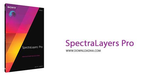 SpectraLayers Pro Cover%28Downloadha.com%29 دانلود نرم افزار ویرایش فایل های صوتی Sony Spectralayers Pro v3.0.27
