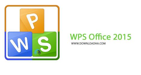 WPS Office 2015 Cover%28Downloadha.com%29 دانلود نرم افزار جایگزین مناسب آفیس WPS Office 2015 Home Free v9.1.0.5152