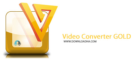 Video Converter Gold Cover%28Downloadha.com%29 دانلود مبدل قدرتمند ویدئو Freemake Video Converter Gold v4.1.6.5