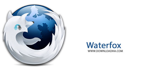 Waterfox Cover%28Downloadha.com%29 دانلود مرورگر واترفاکس Waterfox 38.0.1 (x64) Final
