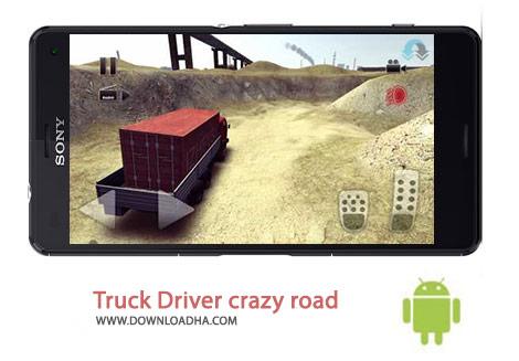 Truck-Driver-crazy-road-Cover