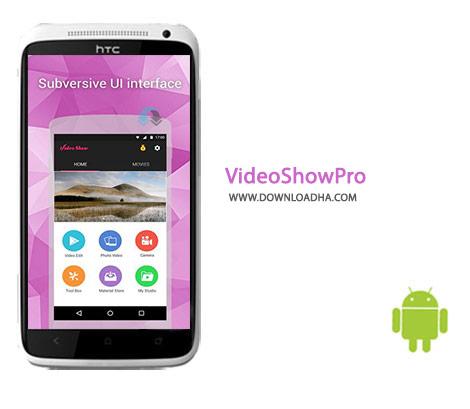 کاور-VideoShowPro