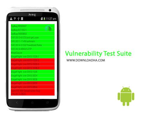 Vulnerability Test Suite Cover%28Downloadha.com%29 دانلود برنامه شبکه اجتماعی Vulnerability Test Suite .3 برای اندروید