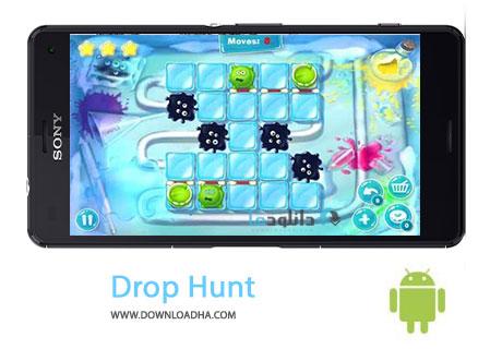 Drop Hunt Cover%28Downloadha.com%29 دانلود بازی معمایی و زیبای شکار قطره Drop Hunt v1.09 برای اندروید