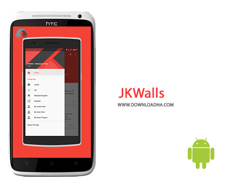 JKWalls Cover%28Downloadha.com%29 دانلود نرم افزار ساخت تصاویر زمینه JKWalls v1.3 برای اندروید