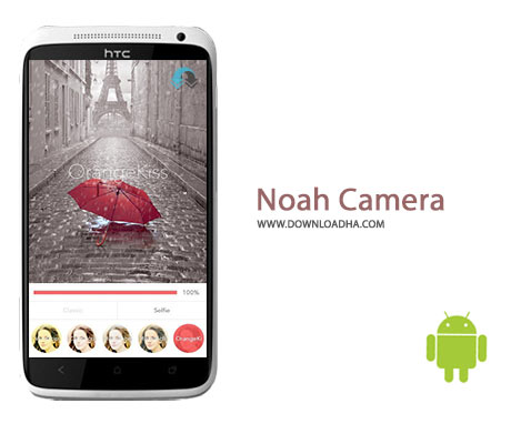 Noah Camera Cover%28Downloadha.com%29 دانلود نرم افزار بهینه سازی دوربین گوشی Noah Camera v1.10 برای اندروید