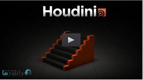 Udemy Intro to Procedural Modeling with Houdini Cover%28Downloadha.com%29 دانلود فیلم آموزش مدل سازی رویه ای در نرم افزار هودینی