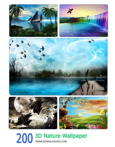 200-3D-Nature-Wallpaper-Cover