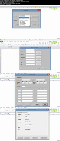 Excel-VBA-Learn-to-create-Employee-Travel-Tracker-Screenshot