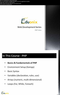 Learn-PHP-Fundamentals-From-Scratch-Screenshot