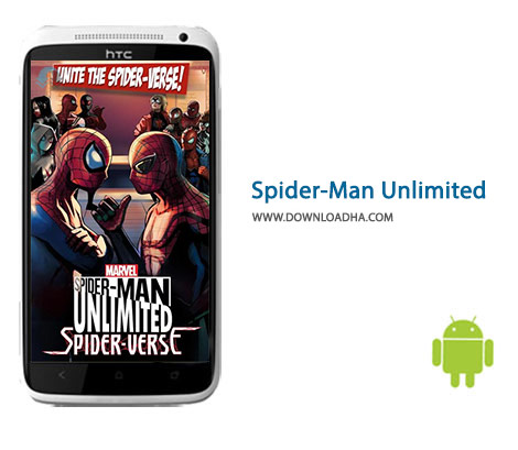 Spider-Man-Unlimited-Cover