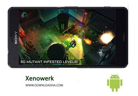 Xenowerk-Cover