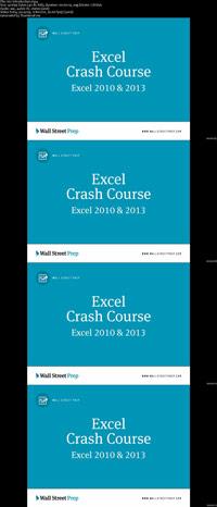 Excel-for-Investment-Banking-Sreenshot