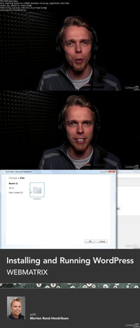 Installing-and-Running-WordPress-WebMatrix-Screenshot