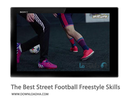 The-Best-Street-Football-Freestyle-Skills-Cover