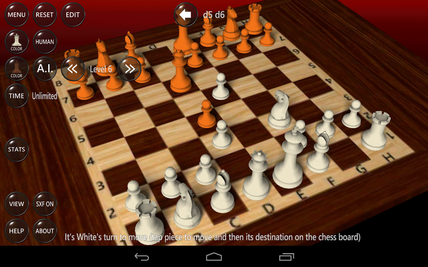 3D Chess Game ss2 l(Downloadha