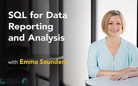 SQL-for-Data-Reporting-and-Analysis-Video-Training-Cover