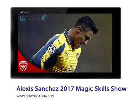 Alexis-Sanchez-2017-Magic-Skills-Show-Cover