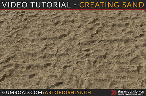 Creating-Sand-with-Substance-Designer-Cover