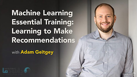 Lynda-Machine-Learning-Fundamentals-Learning-to-Make-Recommendations-Cover