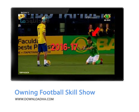 Owning-Football-Skill-Show-Cover