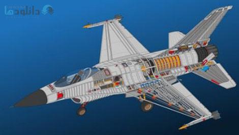 کاور-آموزش-تعمیر-هواپیما