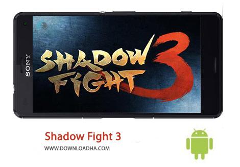 دانلود بازی شادو فایت ۳ Shadow Fight 3 1.18.0 – اندروید