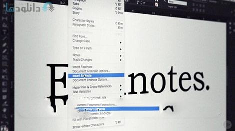 دانلود-فیلم-آموزش-InDesign-CC-2018-Updates