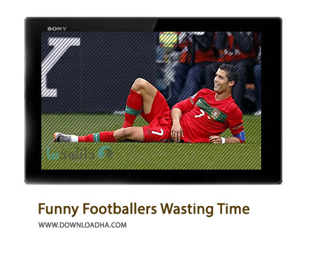 Funny-Footballers-Wasting-Time-Cover