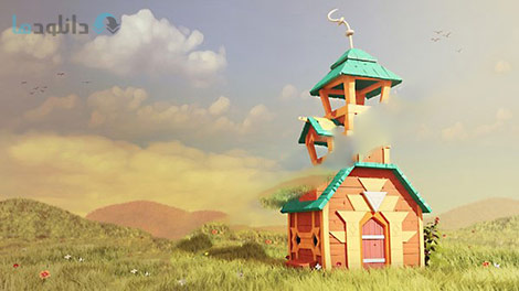 Lynda-3ds-Max-Stylized-Environment-for-Animation-Cover