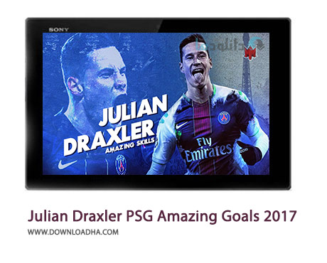 Julian-Draxler-PSG-Amazing-Skills-&-Goals-2017-Cover