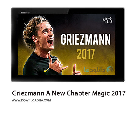 Antonie-Griezmann-A-New-Chapter-Magic-2017-Cover
