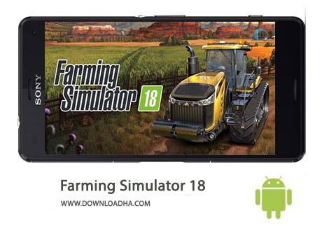 کاور-Farming-Simulator-18
