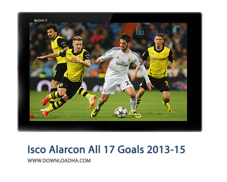 Isco-Alarcon-All-17-Goals-2013-15-Cover