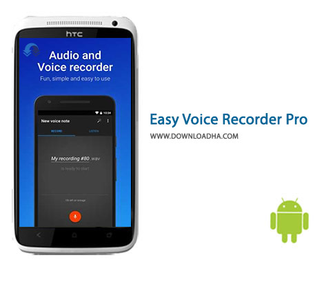 Easy-Voice-Recorder-Pro-Cover