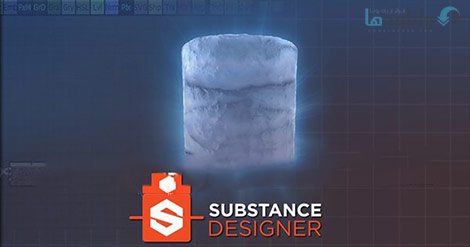 دانلود-فیلم-آموزش-Creating-an-Advanced-Material-with-Substance-Designer