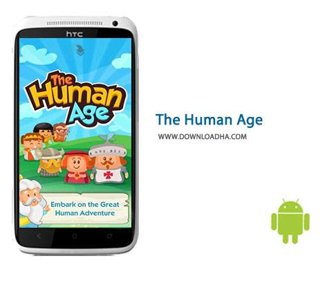 کاور-The-Human-Age