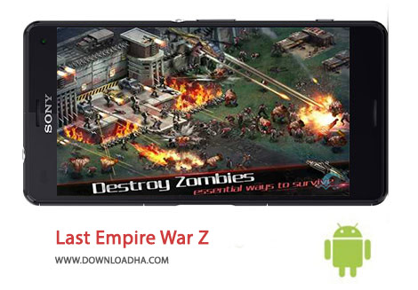 کاور-Last-Empire-War-Z