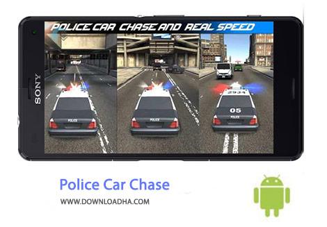 کاور-Police-Car-Chase