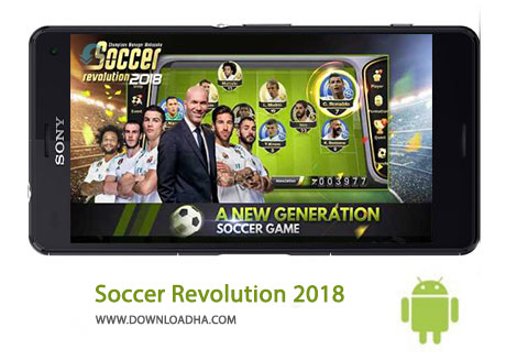 دانلود-Soccer-Revolution-2018