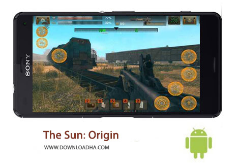 دانلود بازی اکشن The Sun: Origin 1.7.0 – اندروید
