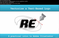 دانلود-فیلم-آموزش-Vectorize-a-Text-Based-Logo-in-Adobe-Illustrator