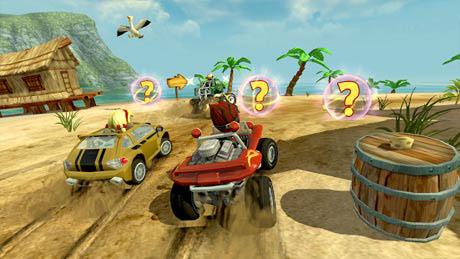 دانلود بازی مسابقه ای ساحل باگی Beach Buggy Racing 1.2.20 – اندروید