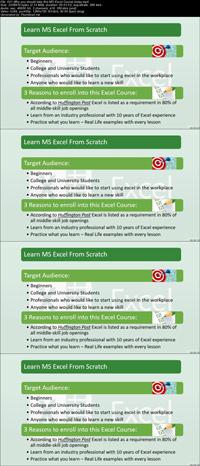 دانلود-فیلم-آموزش-Learn-MS-Excel-from-Scratch