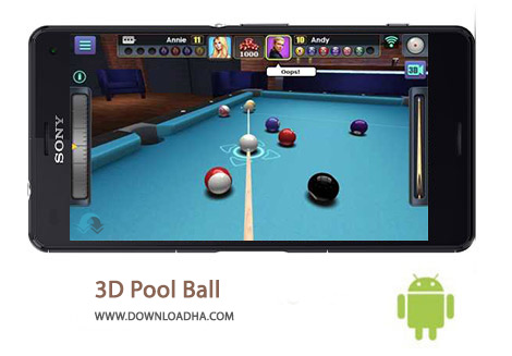دانلود-3D-Pool-Ball