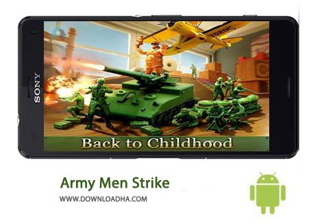 دانلود-Army-Men-Strike