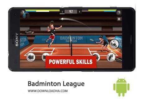دانلود-Badminton-League