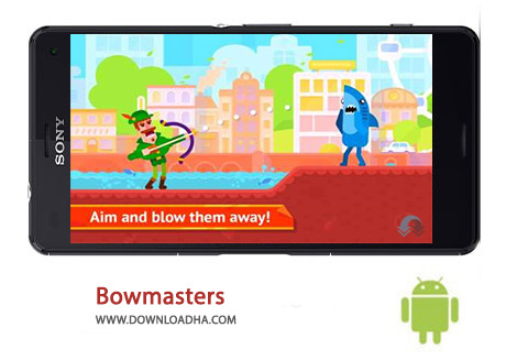دانلود-Bowmasters